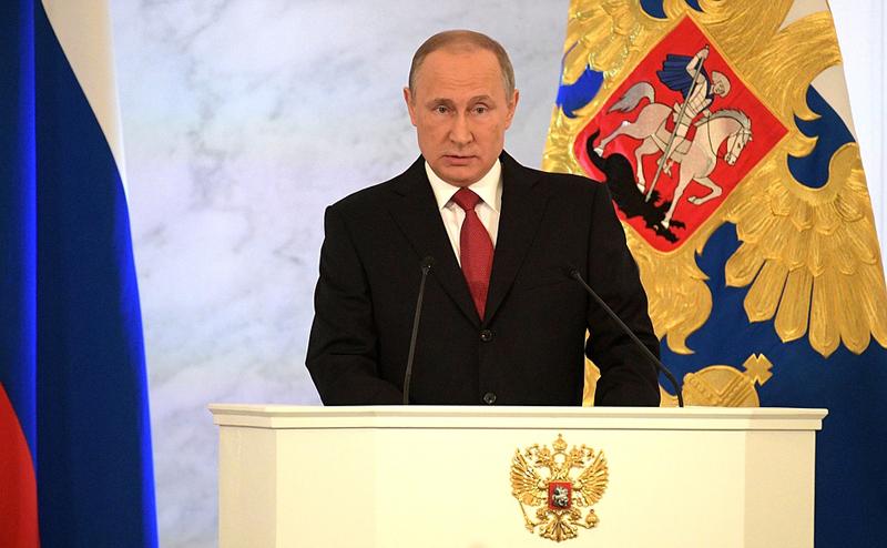 Путин: Объем высокотехнологичной врачебной помощи увеличился вгосударстве в15 раз