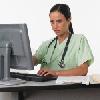 Омских врачей обеспечивают современными компьютерами